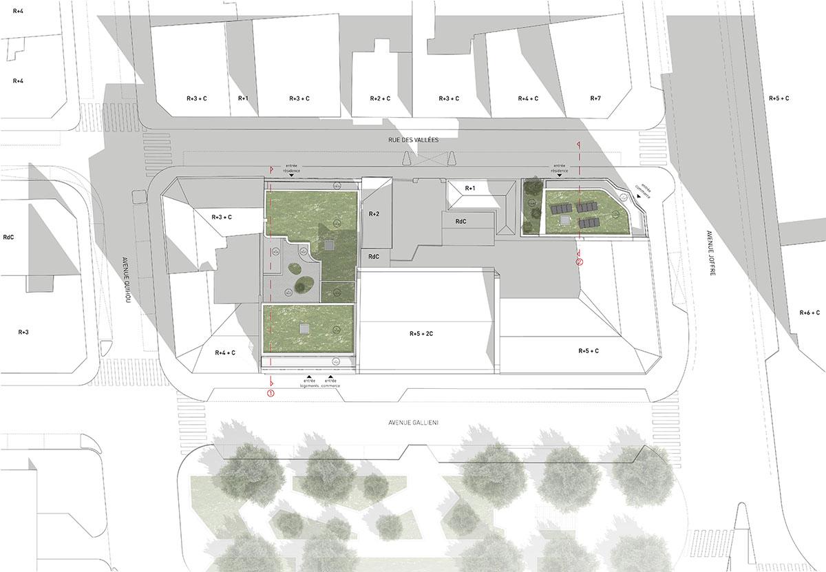 04-Plan masse St Mandé LOWDEF